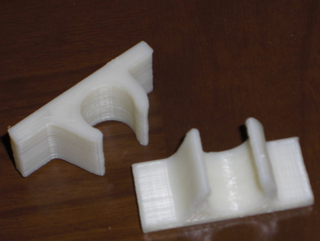 Tray Table Clip by vnulk  Thingiverse