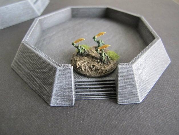 3d printed bunker sgtshellback
