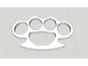 brass knuckles diagram trane thermostat wiring things tagged with thingiverse american fist