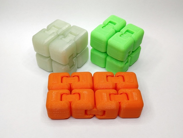 Another Fidget Cube by mistertech  Thingiverse