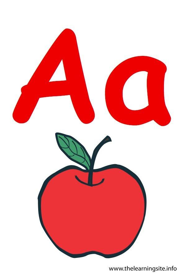 Alphabet Capital Red