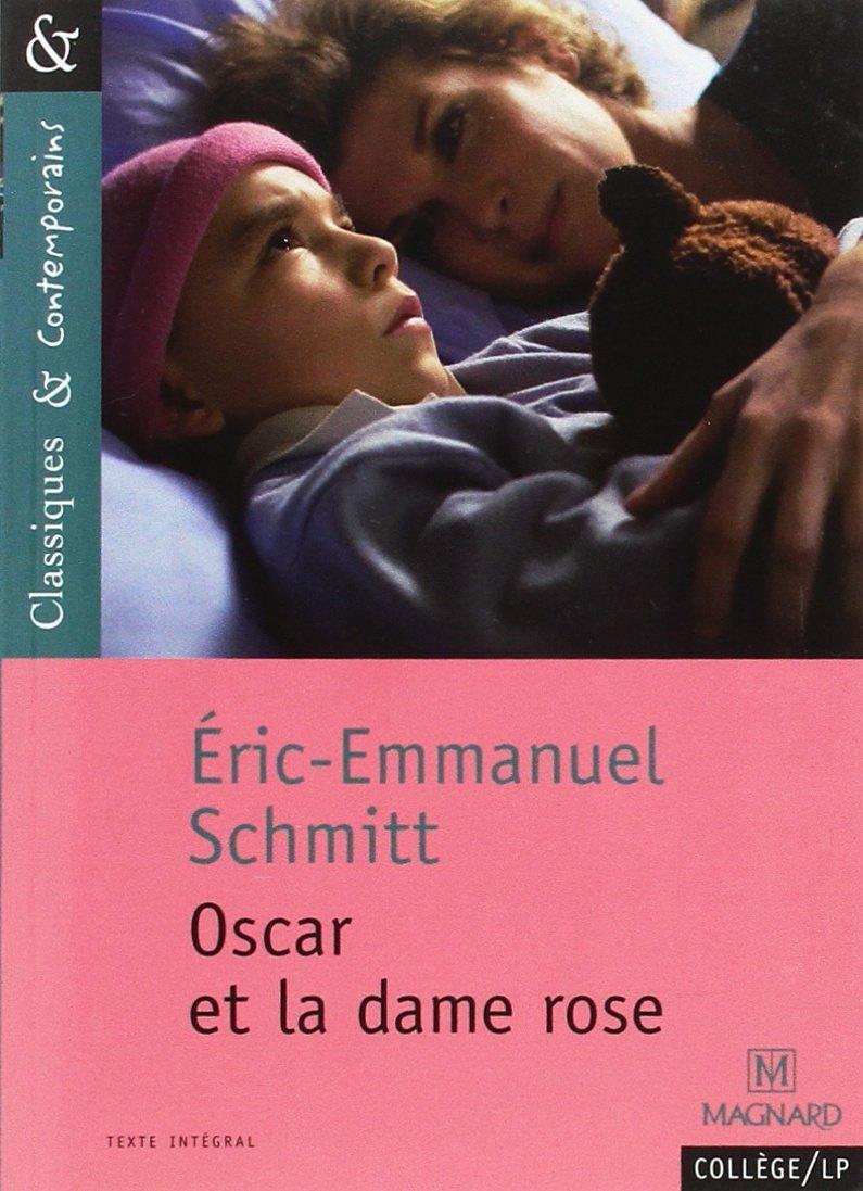 Oscar Et La Dame Rose Pdf : oscar, LEMPERRIERE, Oscar