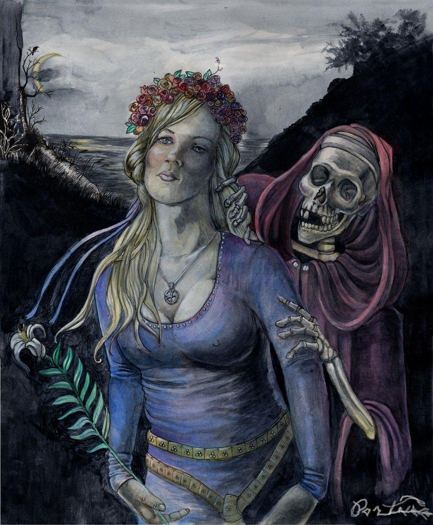 Death and the Maiden Renaissance Art