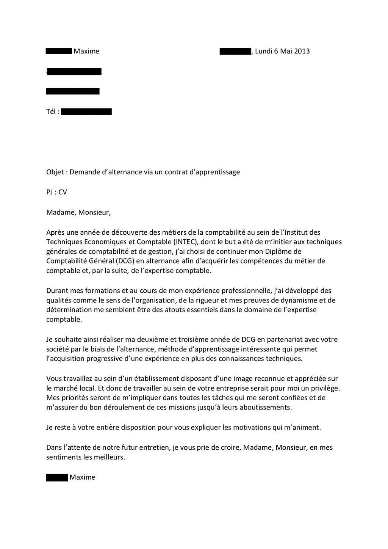 exemple modele de lettre pour administration exemple de lettre