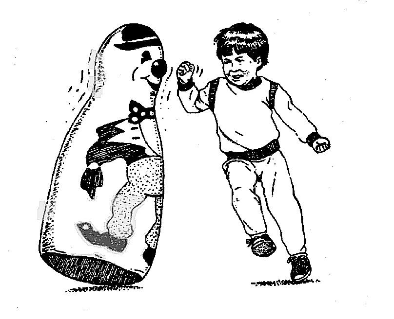 Albert Bandura, Bobo Doll experiment
