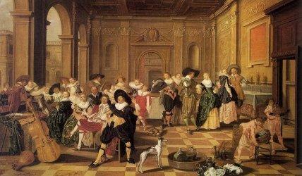 baroque era start
