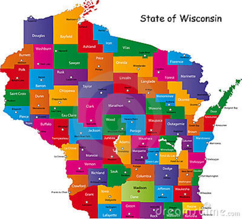 Wisconsin Badgers Rock The Robin Is Our State Bird