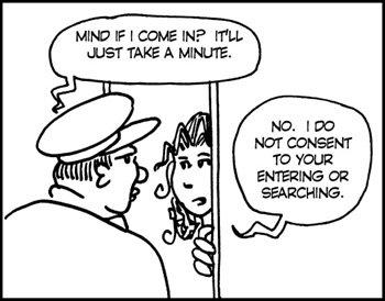 Amendment 4 search and seizure