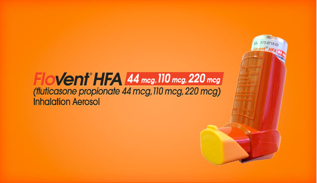 Flovent Generic: fluticasone Indication: prevent asthma D...