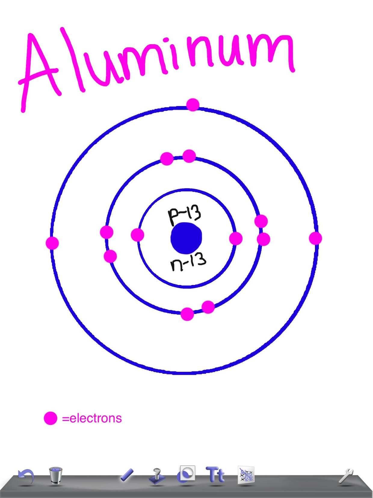 hight resolution of the aluminum bohr model bohr diagram of aluminium bohr diagram of aluminum