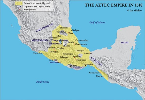 20 Mesoamerica Civilization Map Pictures And Ideas On Meta Networks