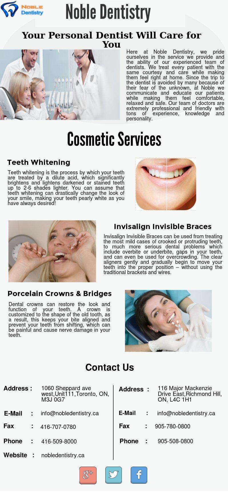 Tooth Sensitivity Treatment