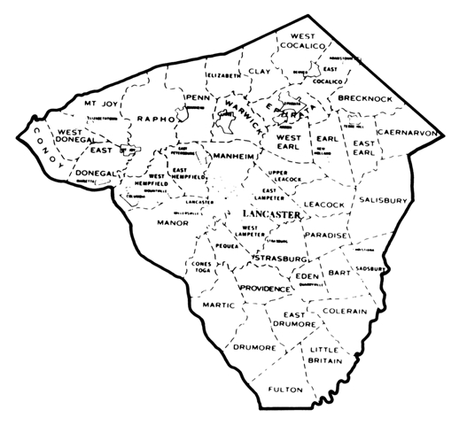 Lancaster County Tax Rates