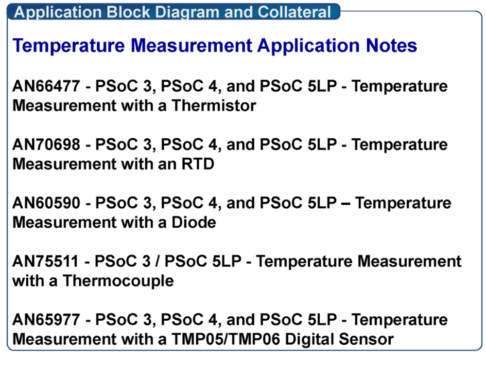 medium resolution of psoc 3 block diagram wiring libraryan66477 psoc 3 psoc 4 and psoc 5lp temperature