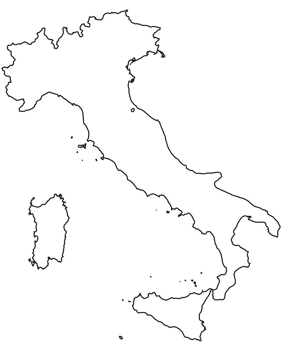 LO SCENARIO GEOPOLITICO DELLA PENISOLA ITALICA
