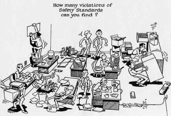 Los riesgos laborales en tu sector