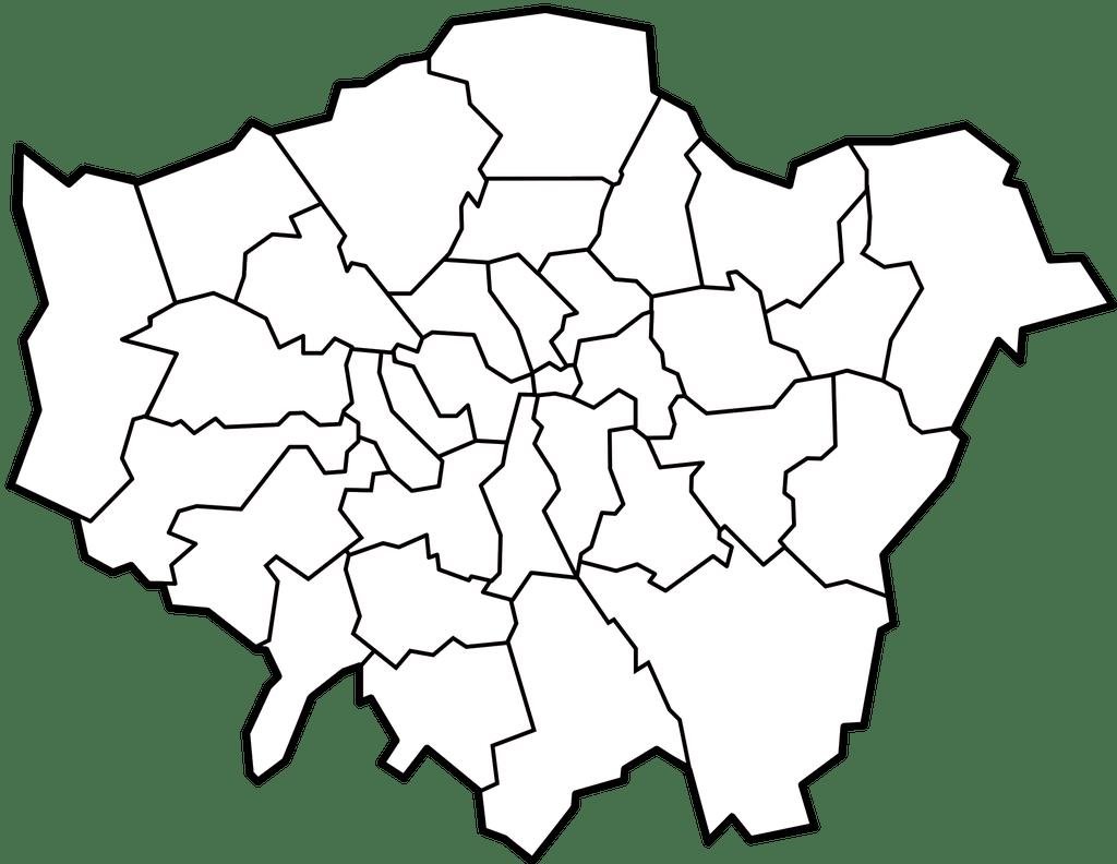 Sei alla Ricerca di una Stanza a Londra? Ecco la Mappa che