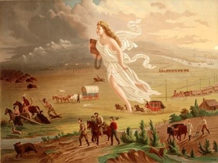 Reason for Western Expansion: Manifest Destiny