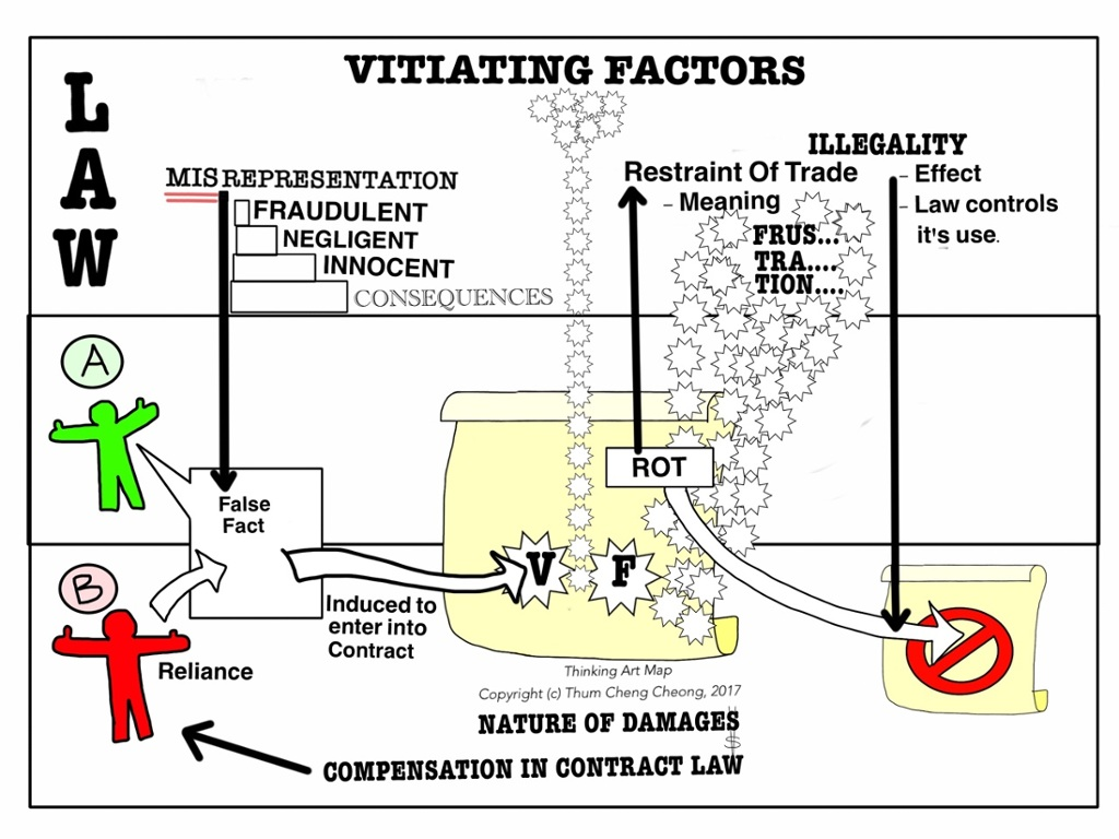 TAM on SAAGE-BUS201 Contract Vitiating Factors