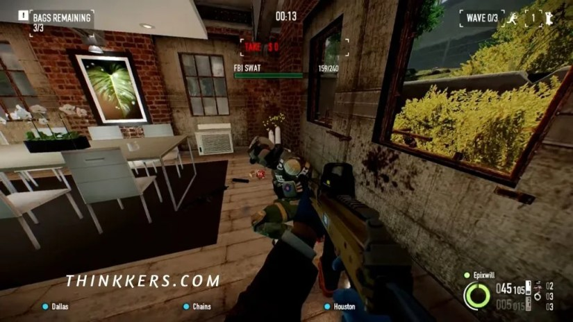 Enemy Health and Info Payday 2 mods