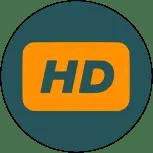 High video quality