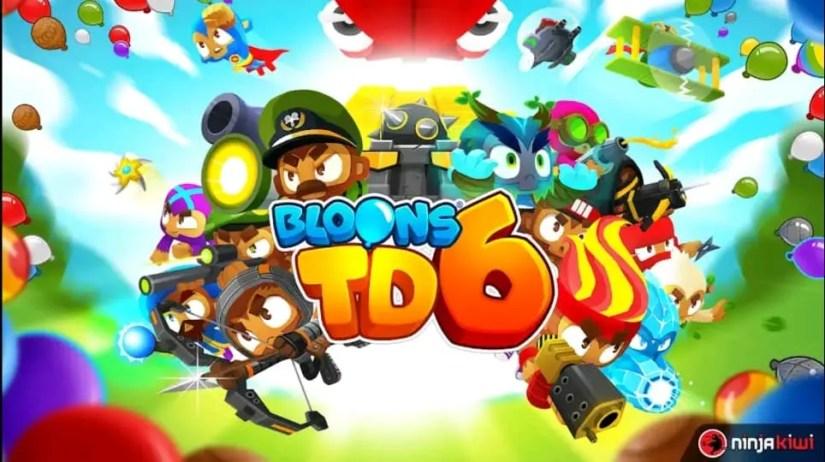 Download Bloons TD 6 Mod