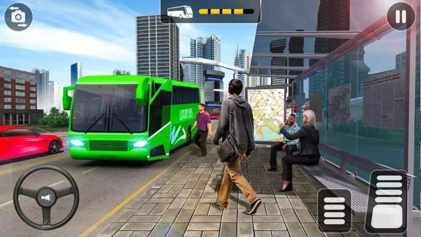 City Coach Bus Simulator 2020 Mod