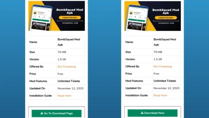 Download BombSquad Mod Apk