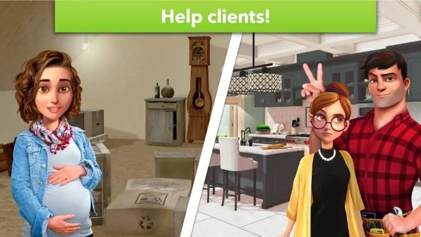 Features of Home Design Makeover Apk