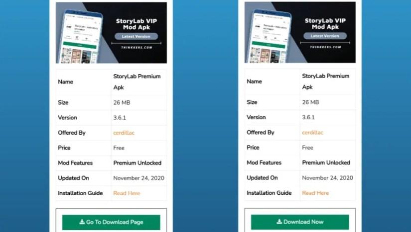 StoryLab Premium mod apk