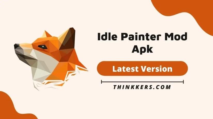 Idle Painter Mod Apk