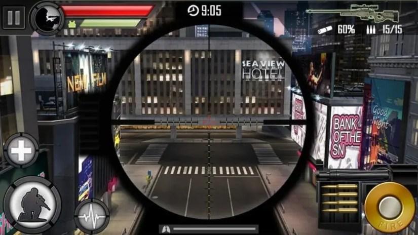 Modern Sniper Apk Mod