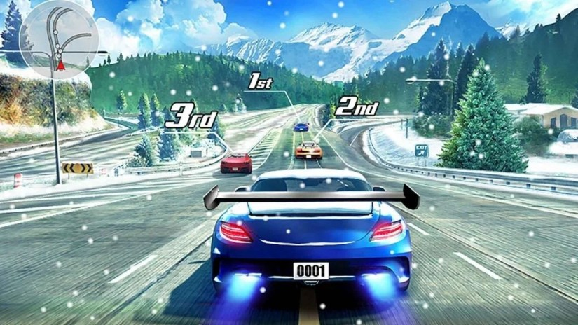 Online gameplay with different modes