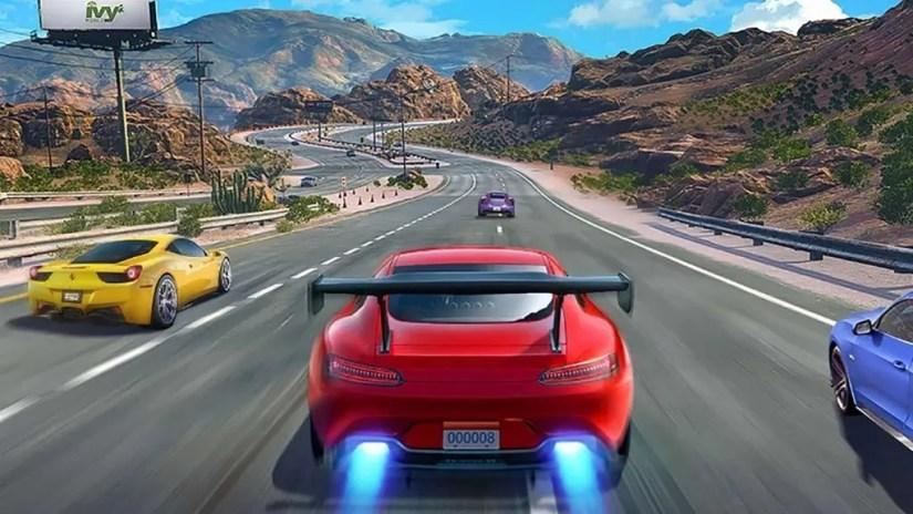Download Street Racing 3D