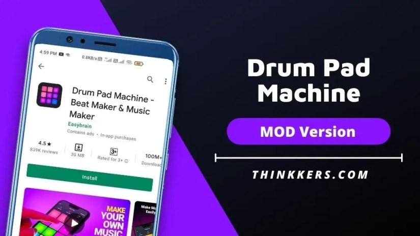 Drum Pad Machine Mod Apk