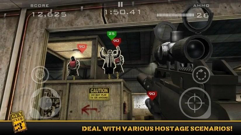 Gun Club 3 gameplay