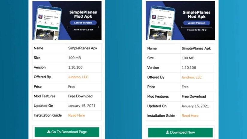 Download SimplePlanes Mod Apk