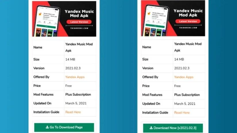 Yandex Music Plus Apk