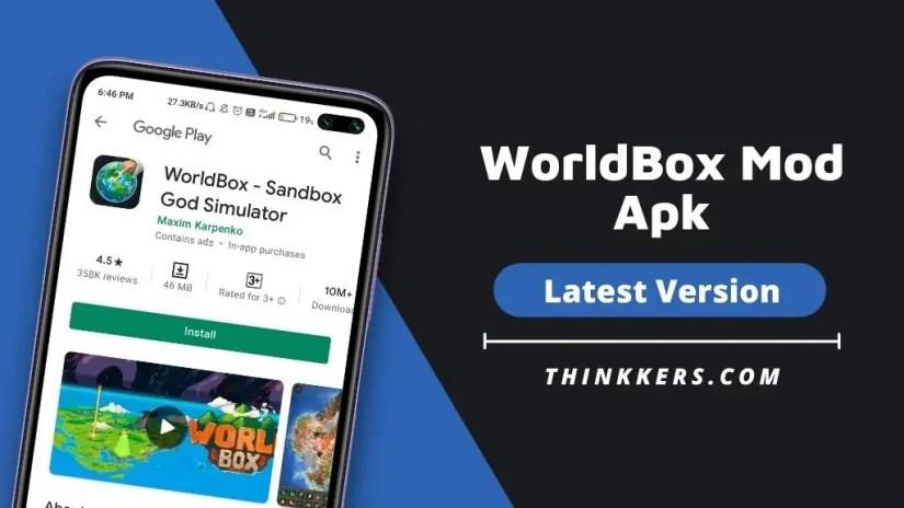 WorldBox Mod Apk