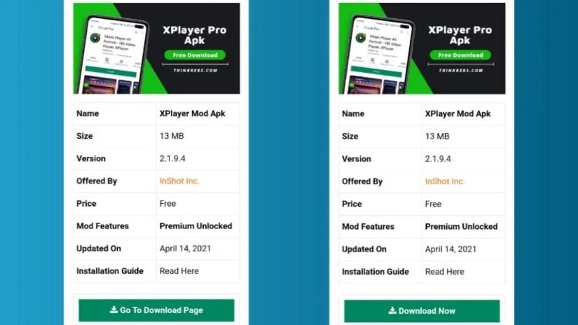 Download XPlayer Mod apk