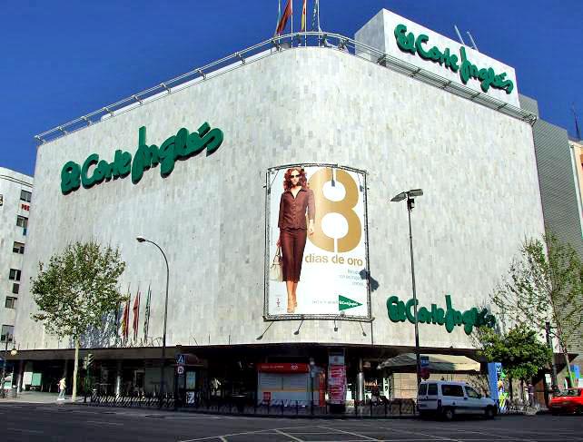 El Corte Ingls to offer twohour delivery service
