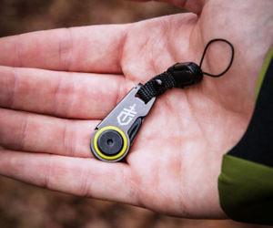 Zip Blade Keychain Knife