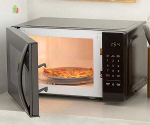 Amazon Alexa Voice Controlled Microwave