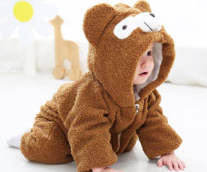 Baby Bear Infant Romper