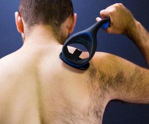 DIY Back/Body Shaver