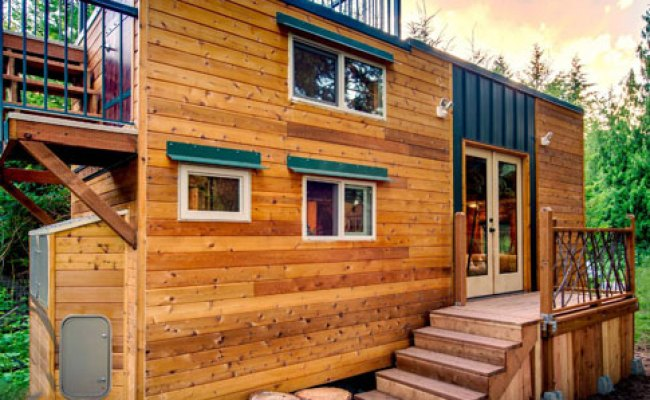 Diy Tiny Home Building Plans