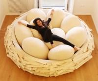 Giant Birds Nest Bed