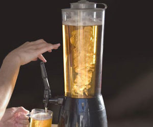 BrewTender Tabletop Beer Dispenser