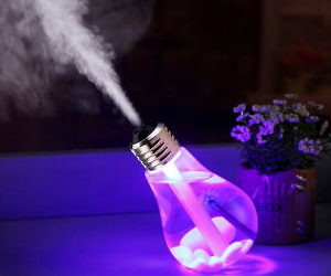 Light Bulb USB Humidifier