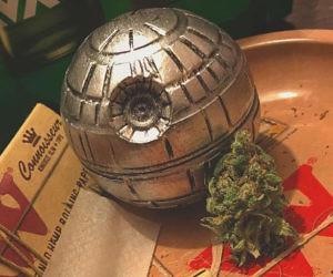 Death Star Weed Grinder